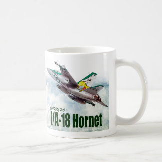 "Aviation Art Mug ""F/A-18 Hornet"" Tasse"