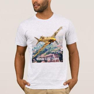 "Aviation Art T-shirt ""Macchi C.202 Folgore"""