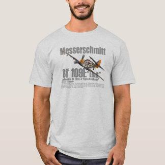 """Aviation Art T-shirt """"Messerschmitt Bf 109"""""""