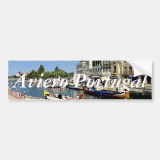 Aviero Portugal Autoaufkleber