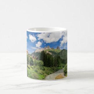 Avisio Strom, val di Fassa, Italien Kaffeetasse
