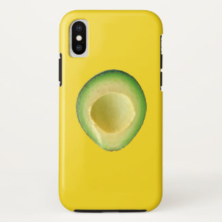 Avocado-Anhänger 4Lillian iPhone X Hülle