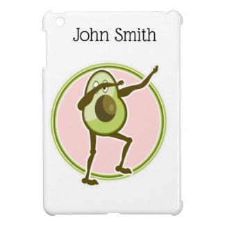 Avocado-Betupfen iPad Mini Hülle