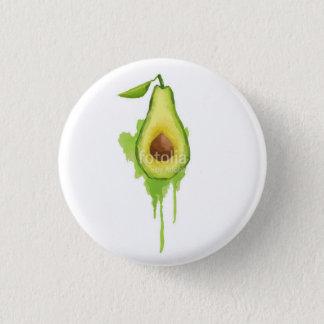 Avocado-Button Runder Button 3,2 Cm