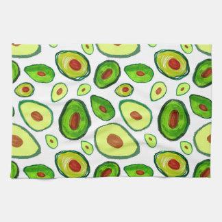 Avocado-Geschirrtuch Küchentuch