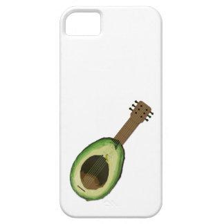 Avocado-Gitarre iPhone 5 Schutzhülle