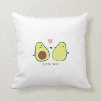 Avocado-Kissen Kissen