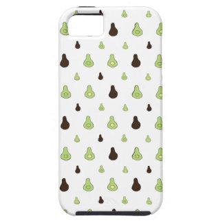 Avocado-Muster iPhone 5 Schutzhüllen