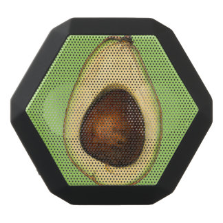 Avocado-Power Schwarze Bluetooth Lautsprecher