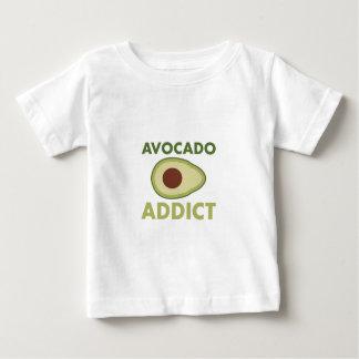 Avocado-Süchtiger Baby T-shirt