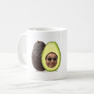 Avocado-Tasse Kaffeetasse