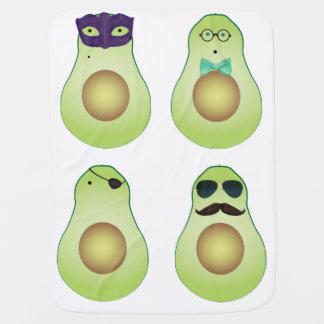 Avocadoart-Babydecke Kinderwagendecke