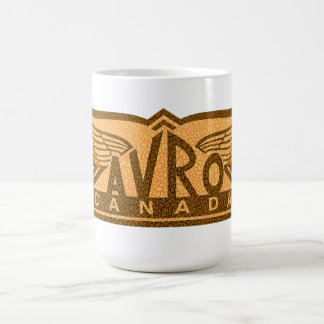 avro Flugzeuge Kanada Kaffeetasse