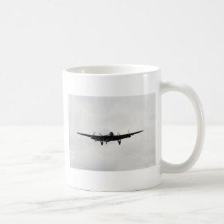 Avro Lancaster schwerer Bomber Kaffeetasse