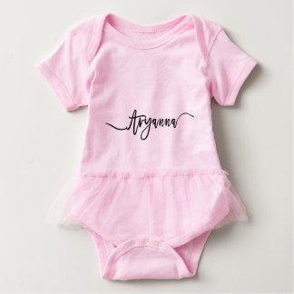 Avyanna - Ballettröckchen Baby Strampler