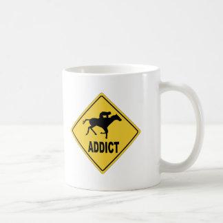 Aw-Pferderennen 2 Kaffeetasse