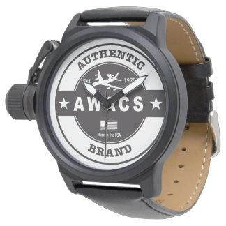 Awacs-Kreis-Abzeichen Uhr