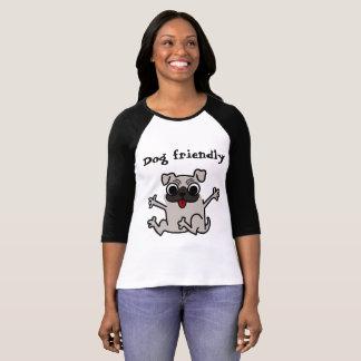 awesome tshirt dog friendly