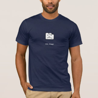 Aww, Verschluss! (Männer) T-Shirt