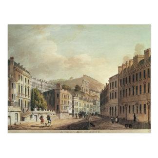Axford und Paragon-Gebäude 'vom Bad Postkarte