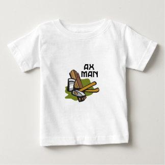 AXT-MANN BABY T-SHIRT