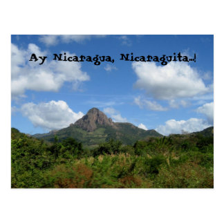 Ay Nicaragua, Nicaraguita…! Postkarte