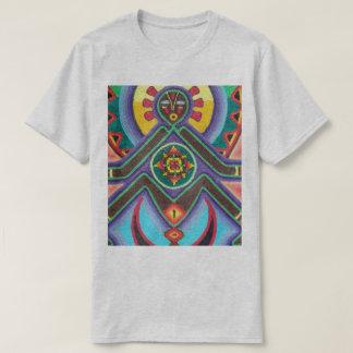 Ayahuasca Kunst T-Shirt