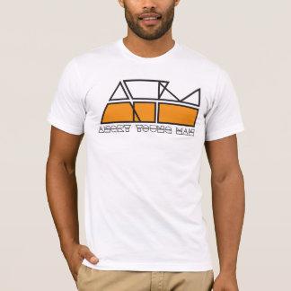 AYM gelbe Basis T-Shirt