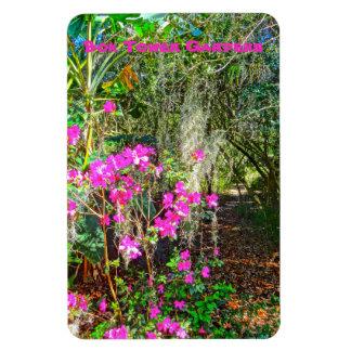 Azaleen-Weg Bok Turm-Gardens See Wales Florida Magnet