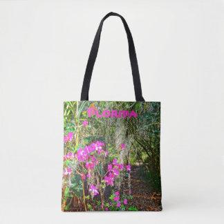 Azaleen-Weg Bok Turm-Gardens See Wales Florida Tasche