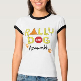 Azawakh Kundgebungs-Hund T-Shirt