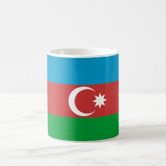 Azerbaijan-Flaggen-Kaffee-Tasse Kaffeetasse