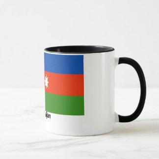 Azerbaijan-Flaggen-Tasse Tasse