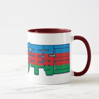 Azerbaijan - in der chinesischen Tasse