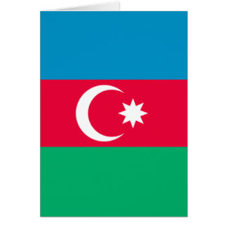 Azerbaijan Karte