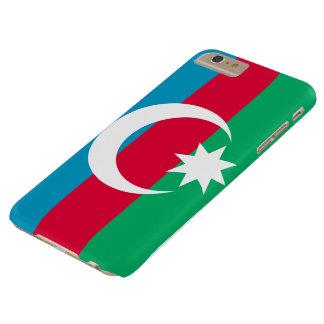 Azerbaijani Flaggen-Telefon-Abdeckung Barely There iPhone 6 Plus Hülle