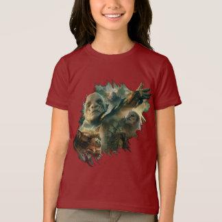 Azog, Narzug und Bolg Grafik T-Shirt