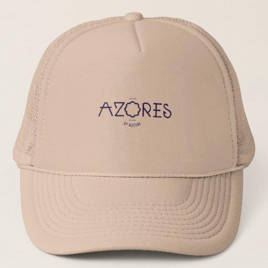 Azoren für Ferien Truckerkappe