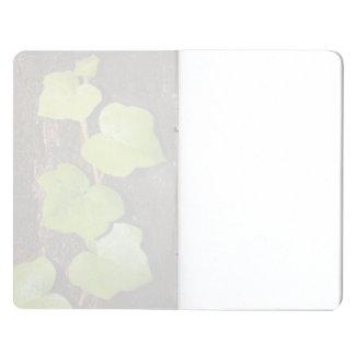 Azorenendemic Hedera Taschennotizbuch