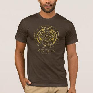 AZTEKISCHER GOTT Entwurf T-Shirt