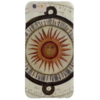 Aztekischer Kalender Barely There iPhone 6 Plus Hülle