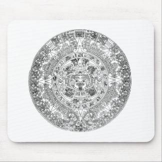 aztekischer Kalender Mauspads