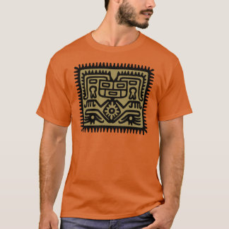 aztekisches hocker T-Shirt