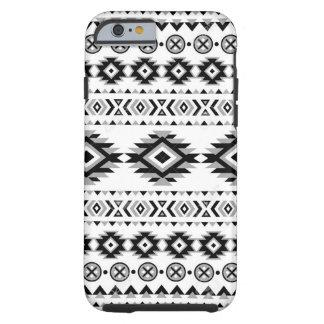 Aztekisches Muster Tough iPhone 6 Hülle