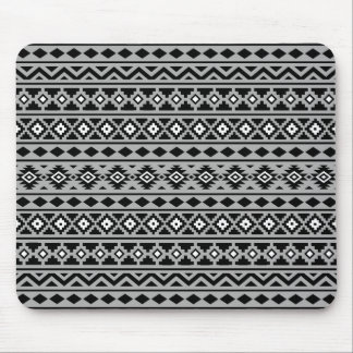 Aztekisches Wesentliches horizontales Ptn II Mousepad