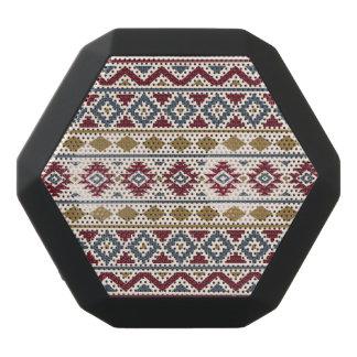 Aztekisches Wesentliches Ptn III rote blaue Schwarze Bluetooth Lautsprecher