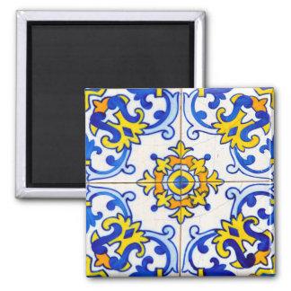 Azulejo Wand-Wandfliesen-Küche Quadratischer Magnet