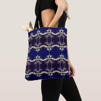 Azurblaue Königin Tasche