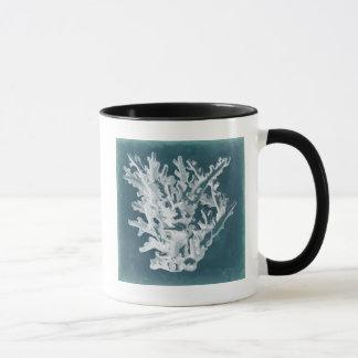 Azurblaue Koralle I Tasse