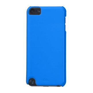 Azurblauer Normallack fertigen es besonders an iPod Touch 5G Hülle